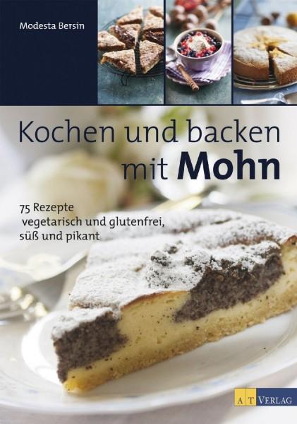 Buch 'Kochen und backen mit Mohn'