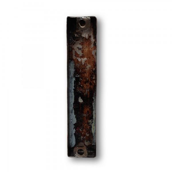 Metallbuchstabe 'I', multicolor, T 20 cm, B 4 cm, H 4 cm