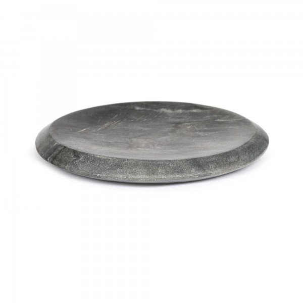 Schale Dipa, T 14 cm, B 11 cm, H 1,5 cm