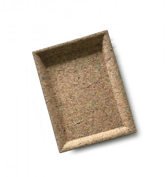 Korktablett L, L 41 cm, B 29 cm, H 3 cm