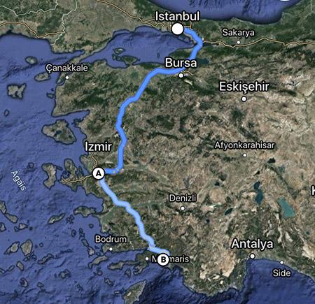 Landkarte-Istanbul-Datca_450