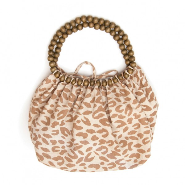 "Shopper ""Leo"", beige"