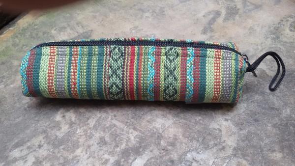 Stifteetui Nepalstyle, T 21 cm, B 1,8 cm