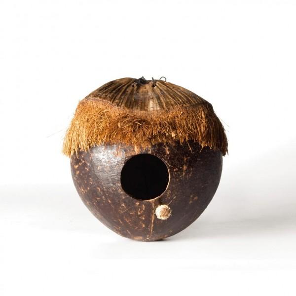 Vogelhaus Kokos, H 20 cm, Ø 20 cm