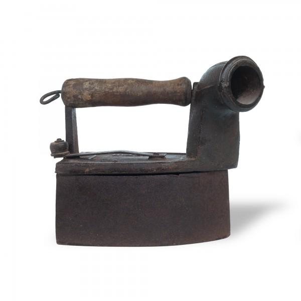 Iron Press, rost, T 20 cm, B 16 cm, H 20 cm
