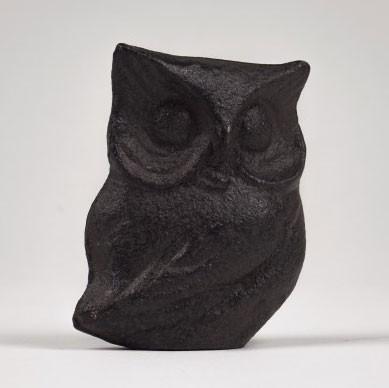 Dekoeule , antik-braun, B 6 cm, H 7,5 cm