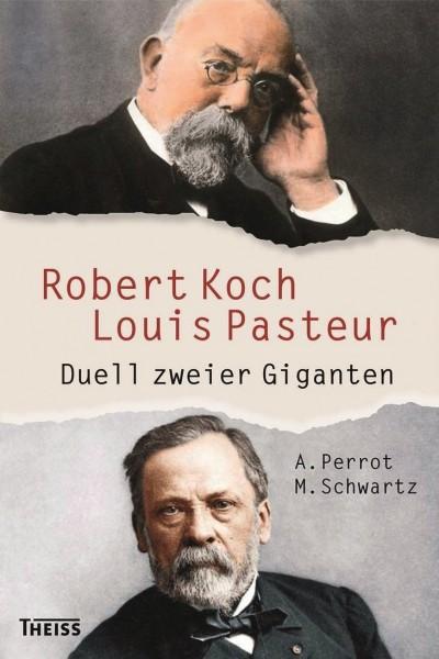 Buch 'Robert Koch und Louis Pasteur'