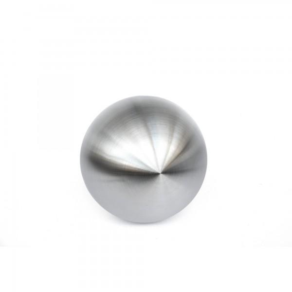 Stahlkugel, silber, Ø 10 cm, H 10 cm