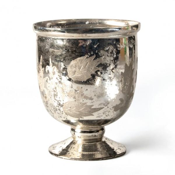 "Pokal ""Leuven"", silber, H 16 cm, Ø 13 cm"