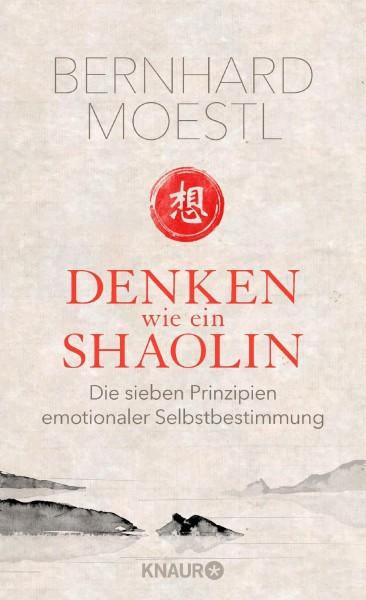Buch 'Denken wie ein Shaolin'