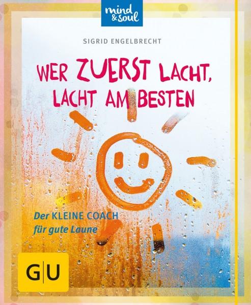 Buch 'Wer zuerst lacht, lacht am besten'
