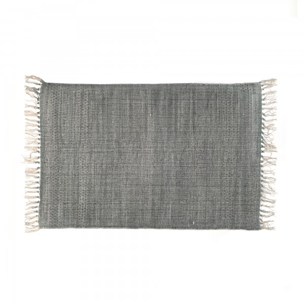 Mini-Rug 'Basti', grau, T 60 cm, B 90 cm
