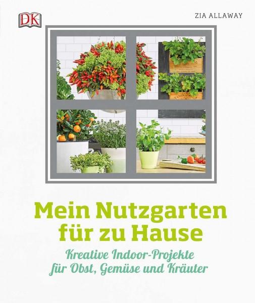 Buch 'Mein Nutzgarten für zu Hause'